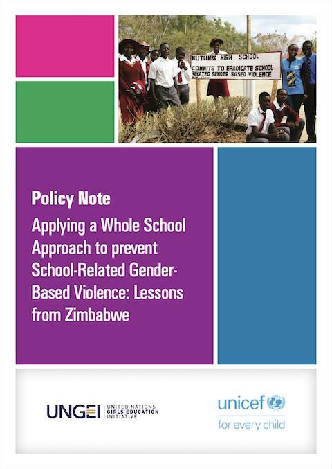 © United Nations Girls' Education Initiative (UNGEI) 2021
