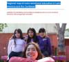 Students of back-to-school programmes at Fundacion Sumate (Chile). Photo: UNESCO/Carolina Jerez