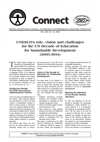 role of unesco